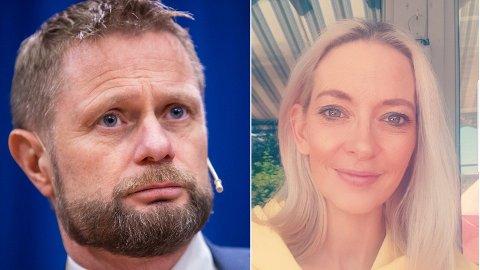 FORTVILER: Hanne Formo (t.h.) har kronisk migrene og fortviler etter nok et avslag på å få medisinen som kan hjelpe henne på blå resept.