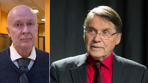 Politiet vil fengsle Gunnar Stålsett (84). Det reagerer tidligere statsadvokat Arild Holden kraftig på.