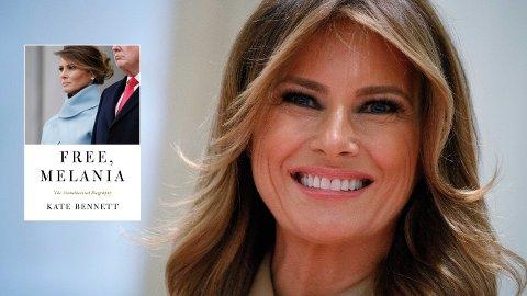 CNN-reporteren Kate Bennett har skrevet bok om Melania Trump, som heter «Free, Melania: The Unauthorized Biography».
