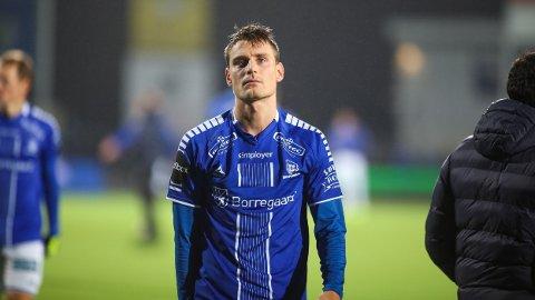 TIL RBK? Sarpsborg 08s Kristoffer Zachariassen.