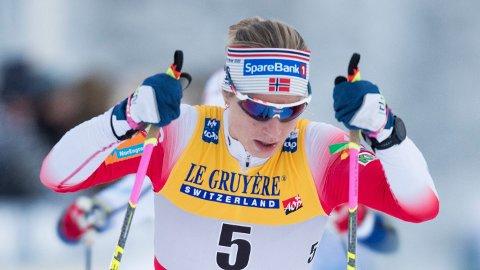 LIVET ETTER SKIKARRIEREN: Astrid Uhrenholdt Jacobsen har kombinert legestudier med skisatsing i flere år.