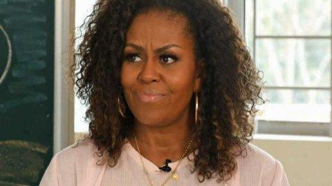 Michelle Obama på NBC og Today Show.