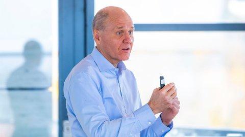 Telenor og Sigve Brekke blir siste telegigant i rekken til å velge vekk kinesiske Huawei. Svenske Ericsson ble valgt til å levere 5G-nettet til Telenor.