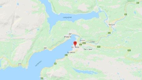 ALVORLIG: En politimann i Nordland politidistrikt er siktet etter en alvorlig hendelse.
