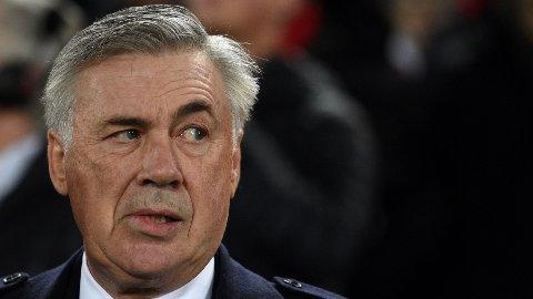 EVERTON-KLAR: Carlo Ancelotti er den neste treneren på Goodison Park.