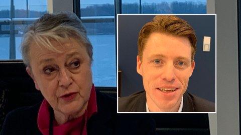 UKULTUR: Advokat Berit Reiss-Andersen i advokatfirmaet DLA Piper la frem rapporten som avslører ukultur i konsernsjef Tolle Grøteruds XXL.