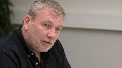 NY SMELL: XXL-gründer og storaksjonær Øivind Tidemandsen.