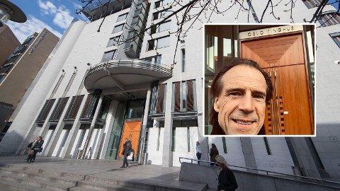 Jan Bøhler bruker mye av tiden sin på tilhørerbenken i Oslo tinghus denne uken. Han følger tett to saker som begge dreier seg om æresvold.