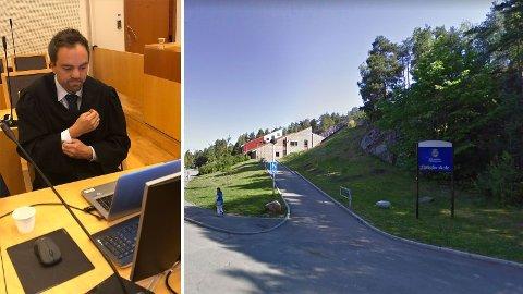 RETTSSAK ETTER DØSFALL PÅ HOLMLIA: Aktor Børge Enoksen fortalte at overfallet ikke alene kan forklare hvorfor den 16 år gamle Mohammed Altai døde etter overfall på Holmlia i 2017.
