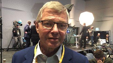 REAGERER STERKT: Krf-nestor Kjell Magne Bondevik har ingenting til overs for uttalelsene til Siv Jensen etter at regjeringen bestemte seg for å hente hjem en IS-siktet mor.