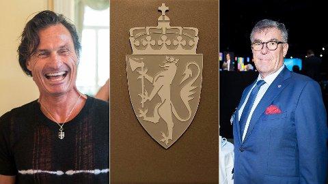 STERKE EIERE: Petter Stordalen, Staten og Stein Erik Hagen.