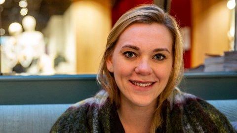 ØKONOM: Bokaktuelle Lene Drange (28) er overrasket over hvor mye folk er villig til å lyve om for å dekke over egen privatøkonomi.