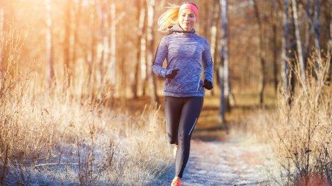 De fleste kan lære seg å løpe en mil, mener ekspertene.