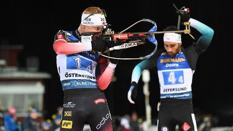 Johannes Thingnes Bø er tilbake i verdenscupen i dag og er sammen med Martin Fourcade den store favoritten til å vinne 20 km.