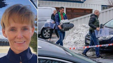 AVGJØRELSE: Tor Mikkel Waras samboer, Laila Anita Bertheussen, ble siktet i fjor for å ha tent på parets egen bil ved boligen deres i Oslo.