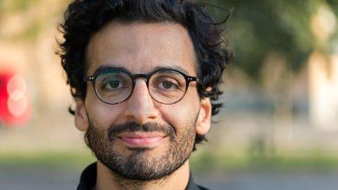Kaveh Rashidi er allmennlege og er aktuell med «Kanskje du er frisk?».
