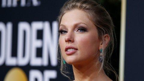 Taylor Swift avslører at hun slet med spiseforstyrrelser i flere år.