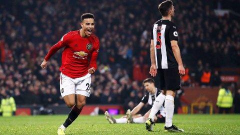 Mason Greenwood er nok blant dem som starter for Manchester United i søndagens 4. rundekamp i FA-cupen borte mot Tranmere.