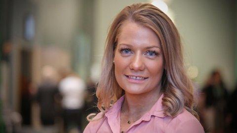 KRITISK: Senterpartiets stortingsrepresentant, Sandra Borch, mener Norge må produsere kjøtt med stolthet, og reagerer sterkt på MDGs ønsker om kjøttkutt.