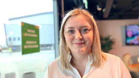 NESTLEDER: Olje- og energiminister Tina Bru (H) er innstilt som ny nestleder i Høyre.