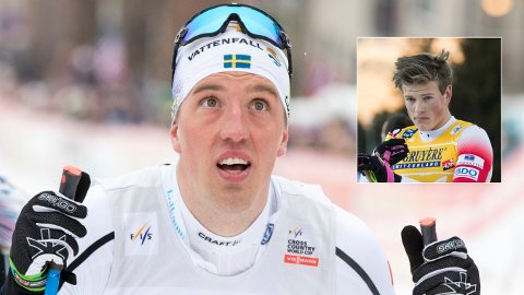 - UNØDVENDIG: Den svenske langrennsstjernen Calle Halfvarsson har ingenting til overs for Klæbos «stunt».