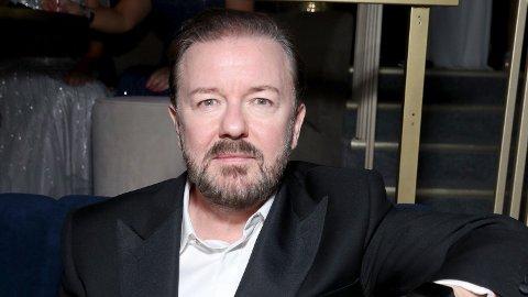 Ricky Gervais ga kjendisenes politiske takketaler det glatte lag under Golden Globe. Etter Oscar-utdelingen langer han ut mot filmkjendisene.