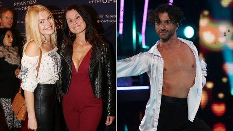 FORESLKET: Santino Mirenna er blitt kjæreste med Katrine Moholt sin datter, Evelina Moholt.