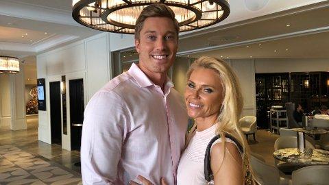 Anna Anka (48) har giftet seg med David Johansson (28).
