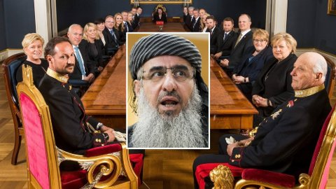 Kongen i Statsråd er formelt Krekars siste klageinstans.