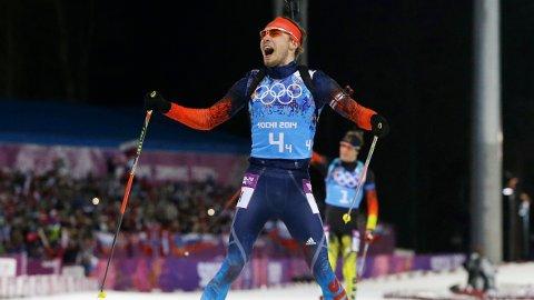 DOPINGTATT: Ustyugov fratas gullmedaljen fra Sotsji.