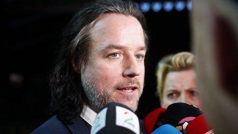 MÅTTE BEKLAGE: MGP-sjef Stig Karlsen måtte beklage til seerne etter MGP-finalen.