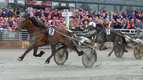 Björn Karlsson er aktuell i dagens V75-omgang. Foto: Anders Kongsrud/www.hesteguiden.com.