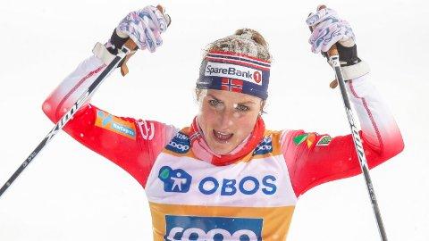 REAGERER: Therese Johaug reagerer kraftig mot påstandene mot Eckhoff.