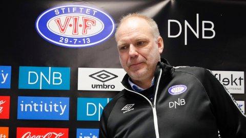 TALENTUTVIKLER: Dag-Eilev Fagermo har vist seg å ha nese for å få frem unge spillere.