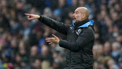 Pep Guardiola kommer garantert til å holde motivasjonen oppe i sitt mannskap etter at Manchester City ble utestengt fra Champions League de to kommende sesongene.