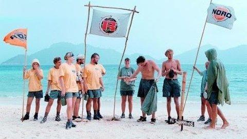 NY SESONG: 20 år etter sin første sesong er «Robinson-ekspedisjonen» snart tilbake på TV-skjermen.
