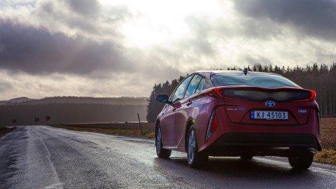 Toyotas Prius plug-in kommer nå i en oppgradert utgave hvor de endelig har fått plass til fem seter.