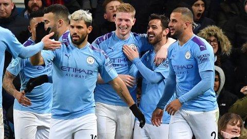 Kevin De Bruyne , Sergio Aguero og Manchester City er favoritter i kveldens bortekamp mot Real Madrid i første åttedelsfinale i Champions League.