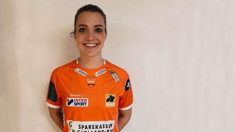 TIL DANMARK: Malene Aambakk forlater Molde HK etter sesongen.