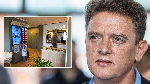 REAGERER: Rolf Sims i det kommersielle spillselskapet Kindred Group, reagerer på NRKs håndtering av bindingene til Norsk Tipping.