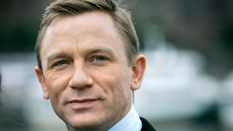 Daniel Craig er den nåværend James Bond. Foto: Claudio Bresciani / SCANPIX