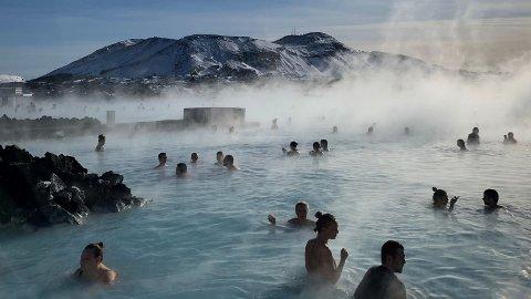 Island innfører unntakstilstand etter at det er meldt om at viruset har smittet på øya. REUTERS/Hannah McKay