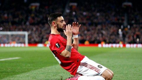 Bruno Fernandes har vært strålende for Manchester United etter ankomsten fra Sporting Lisboa.