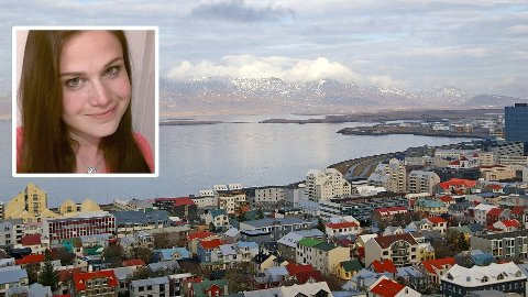 Agnes Erlingsdotter (29) bor på Island. Hun beskriver stemningen på øya som dramatisk etter at nå 55 personer er bekreftet smittet.