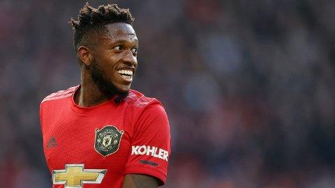 VIKTIG BRIKKE: Fred har gått fra flopp til essensiell i Manchester United.