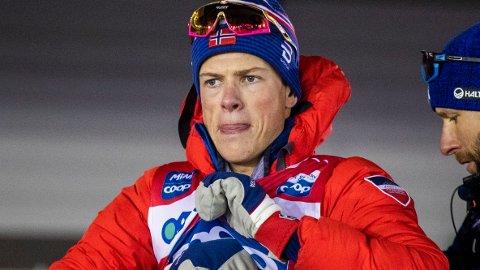 REAGERER: Johannes Høsflot Klæbo er blant dem som har kritisert FIS.