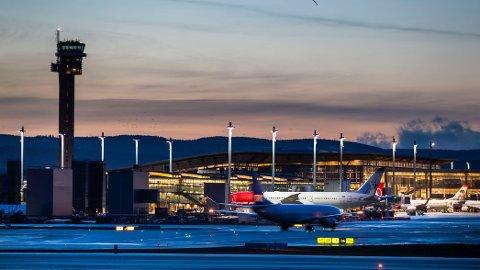 STRENGE TILTAK: Oslo lufthavn vil nekte utlendinger innreise.