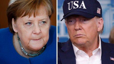 USAs president Donald Trump forsøker å få tyske vaksineforskere til å gi USA en eksklusiv lisens på en eksperimentell vaksine.