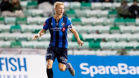 Stabæks Andreas Hanche-Olsen har tatt store steg det siste året og skal være ønsket av flere utenlandske klubber.