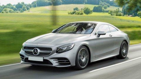 Har du lyst på en slik bil? Da må du skynde deg. Modellen forsvinner nemlig snart.